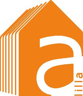 Lilla a footer logo